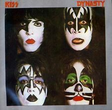 KISS - Dynasty (CD, Nov-1989, PolyGram)  BMG