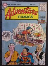ADVENTURE COMICS #221 1956 DC Comics VG/FN 5.0 SUPERBOY Green Arrow AQUAMAN
