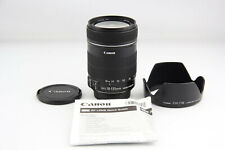 Canon zoom lens EF-S 18-135mm 1:3. 5-5.6 is Canon EF-S Mount # 6649