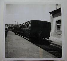 PORT141 - 1950s COMPANHIA PORTUGESA RAILWAY - TRAIN PHOTO Portugal