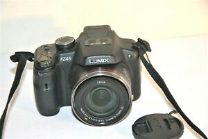 Panasonic LUMIX DMC-FZ45/DMC-FZ40 14.1MP Digital Camera - Black