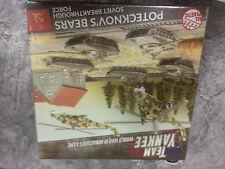 Team Yankee Potecknov`S Bears Soviet Breakthrough Force - New & Sealed