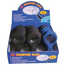 Diamond Visions Ma-0114 Led Magnifying Glass - pack of 24