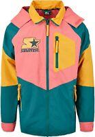 Starter Multicolored Logo Jacket  XS-S Oldschool Hip Hop 90s USA Vintage