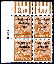 Soviet 190dv ** Mint Print Memo m139/4 perfectly 500 € (s1178