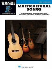 Multicultural Songs - Essential Elements Guitar Ensembles Early Interm 000160142