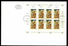 Austria 1994 Stamp Day Sheet FDC #S603
