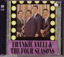 Sessions FRANKIE VALLI & THE FOUR SEASONS As Seen on TV 2CD Rare Anthology 60s