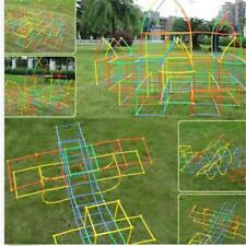 100pcs 4D Straw Building Blocks Boys Girls Joint Developments Puzzle Toys Hot