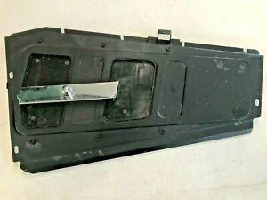 65 66 FORD MUSTANG FASTBACK INTERIOR REAR QUARTER VENT PANEL EXTRACTOR DOOR RH