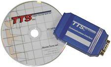 TTS 2000008 MASTER TUNE #1 MASTER TUNE EFI BIKE PROGRAMMER 01-15 HARLEY