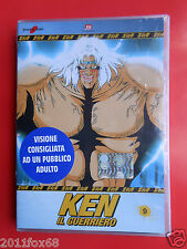 dvds ken il guerriero n. 9 ken the great bear fist hokuto no ken yamato video z