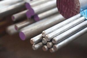 Aluminium Rund EN AW 5083 ø 50 mm L: 250 mm - 1000 mm Alu Rundmaterial  AlMg4,5M