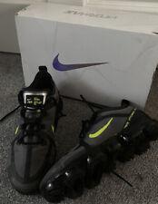 Nike Air Vapormax Size 7 Grey Black & Green