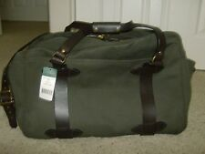 Filson Large Duffel Bag Otter Green  New with tags
