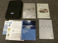2004 Ford Focus Hatchback Sedan Wagon Owner Owner's Manual ZX3 LX SE ZTS ZX5 ZTW