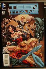 Teen Titans #19 First Print Dc Comics (2016) Wonder Woman Wonder Girl