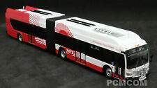 Iconic Replicas 1/87 HO New Flyer Xcelsior Articulated Bus SAN DIEGO 87-0158