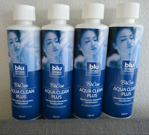 BluTimes - Konditionierer - AquaClean plus (4 Stück) BLUCARE