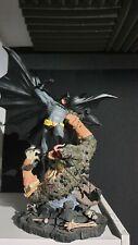 Batman vs killer croc, Sideshow DC comics
