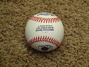 UNIQUE Rawlings Official VENEZUELAN LEAGUE Baseball~BRAND NEW BALL