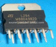 ST L294 ZIP11 SWITCH-MODE SOLENOID DRIVER