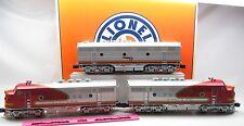 Lionel 6-14588 Santa Fe F3 ABA set