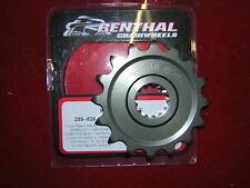 Suzuki GSXR 600V/W/X/Y/K 97-17 14T 525 Renthal Gearbox Sprocket, New (ba