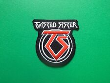 HEAVY METAL PUNK ROCK MUSIC FESTIVAL SEW ON / IRON ON PATCH:- TWISTED SISTER