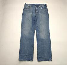 Gap 1969 Loose Fit Mens Size 32 X 32 Light Wash Denim Jeans