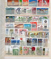 Allemagne Berlin(III) 94TP oblitérés, cachets ronds (1978/90)+ 3 blocs Cote 189€
