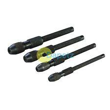 Heavy Duty Pin Vice Set 1mm 2mm 3mm 4mm herramientas de mano Power portabrocas hágalo usted mismo