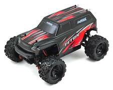 TRA76054-5-RED Traxxas LaTrax Teton 1/18 4WD RTR Monster Truck (Red)