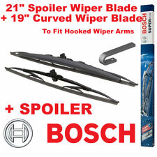 """Bosch 21"""" Inch SPOILER and 19"""" Wiper Blade Double Pack Universal SP21/19AS"""