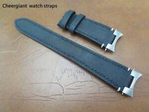 Steinhard Ocean leather strap watch band Made In Taiwan Cheergiant straps 巧將手工錶帶