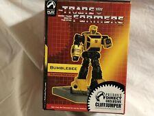 Palisades Transformers cliffjumper Polystone Mini Statue Palisades Direct Ex