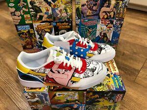 Reebok Wonder Woman Collaboration WW84 Strength Marvel DC Comics Shoes GZ8232