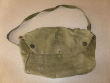 US MILITARY ARMY M9A1 FIELD PROTECTIVE GAS MASK Empty BAG Vintage