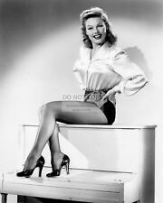 ACTRESS GALE ROBBINS PIN UP - 8X10 PUBLICITY PHOTO (AB-563)
