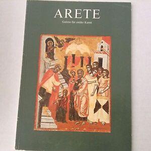 Arete Art Catalog Galerie Fur Antike Kunst 1990s #3 062517nonrh2