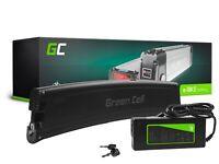 E-Bike Akku 36V 7.8Ah Li-Ion Elektrofahrrad Frame Type mit Ladegerät