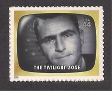 THE TWILIGHT ZONE - ROD SERLING - CLASSIC TV SHOW - U.S. STAMP - MINT CONDITION