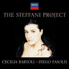 Cecilia Bartoli I Barocchisti Diego Fasolis - The Steffani Project (NEW 3CD)