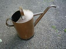 Arrosoir ancien en cuivre