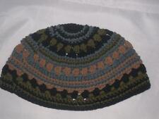 Kippah Freak Earth Cool Kippa Yamaka Kippot Frik Kippot Judaica Yarmulke Crochet