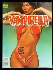 Vampirella #78 Warren Magazine VF/NM 0.0 Barbara Leigh Photo cover May 1979