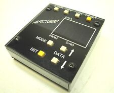 FEC  AFC1500  GUI  Removable Operator Interface
