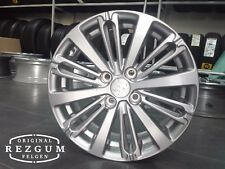 1 x Alufelgen 16 Zoll Peugeot 208 - 9808137577  Original Alloy Wheel