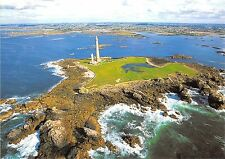 B51686 Ploguerneau L`Ile vierge et ses deux phares Lighthouse Phares  france
