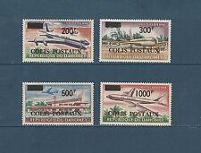 Dahomey  colis postaux avions Air Afrique    de 1967  num:  8/11   **